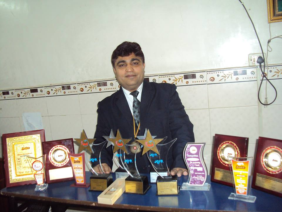 Awards and recognitions received by Our Director Sunil Arora