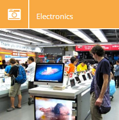 Electronic Showrooms in Jind