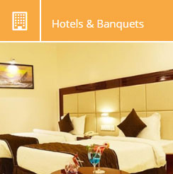 Hotels and Banquets in Jind