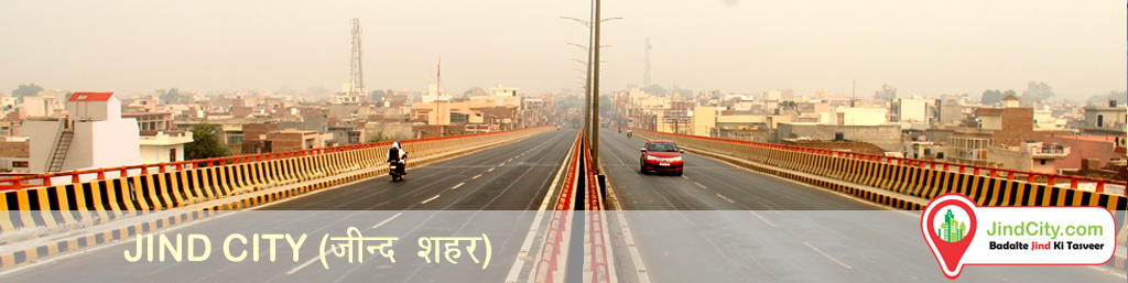 Welcome to Jind City