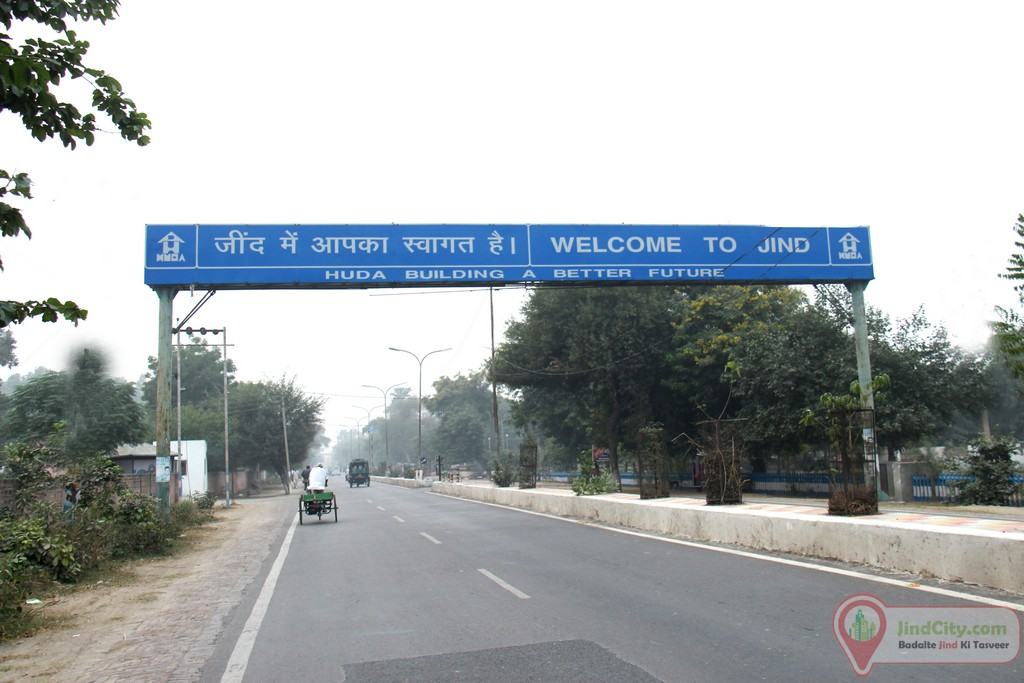 Welcome to Jind