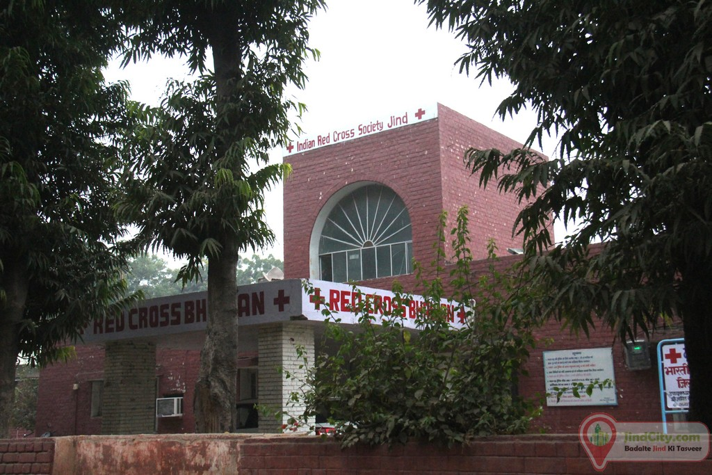 District Red Cross Society, Jind